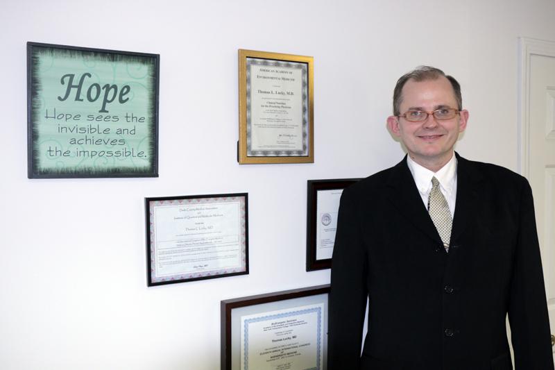 Dr. Thomas Lucky